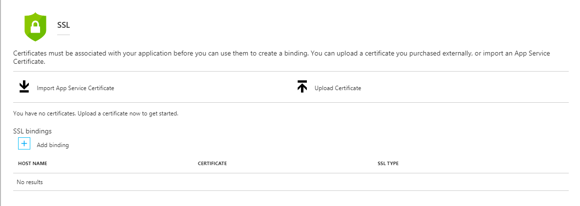 How To Add An Ssl Certificate To Azure Web App Thatlazyadmin