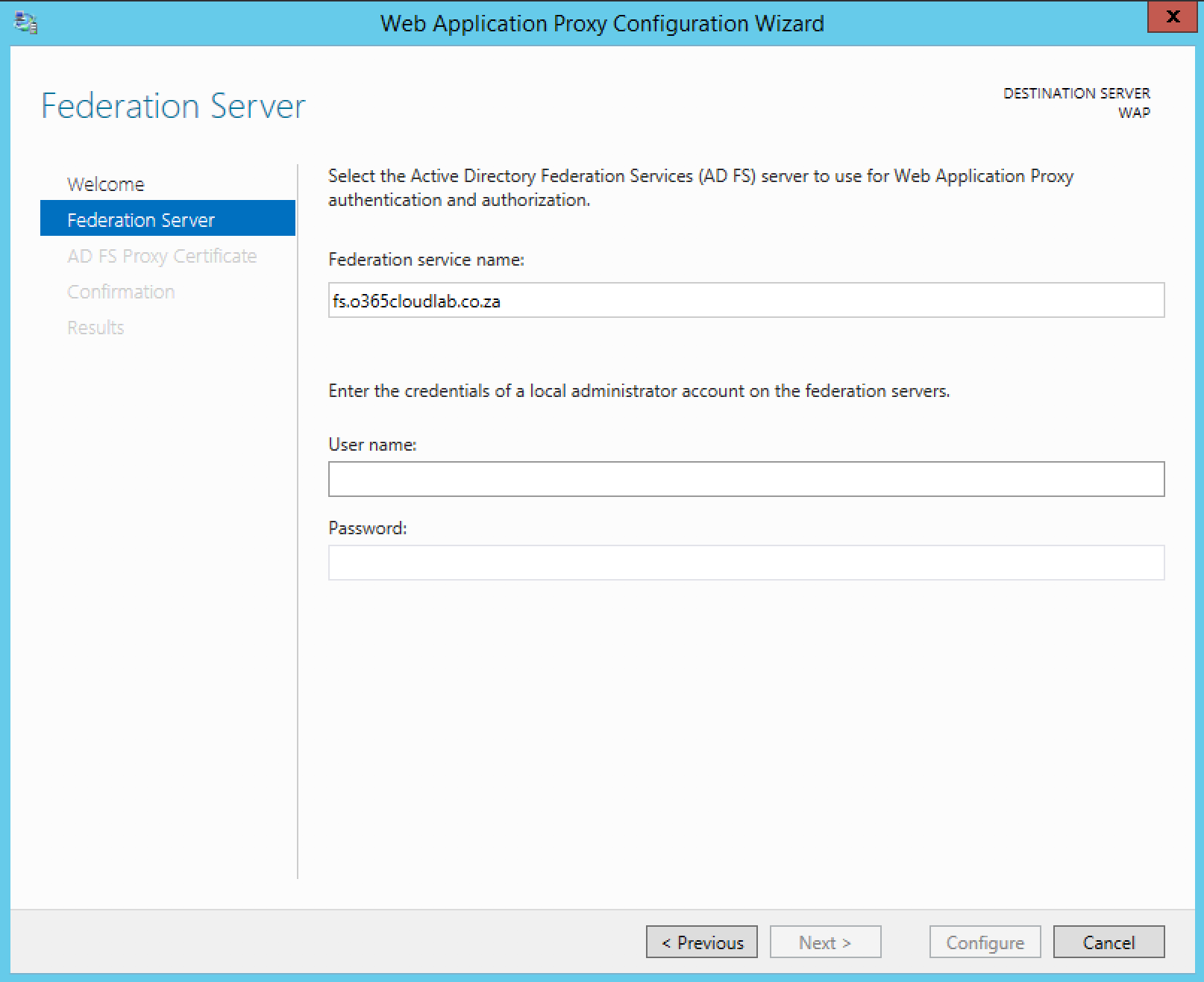 How to Configure ADFS Web Application Proxy for ADSF - ThatLazyAdmin