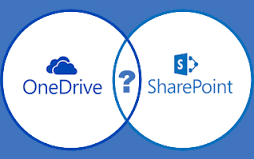What S The Difference Between Onedrive And Sharepoint